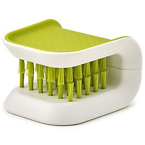 Joseph Joseph® Bladebrush Messerreiniger, weiß/grün