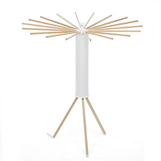 Italian Design Wooden Clothes Airer alt image 1
