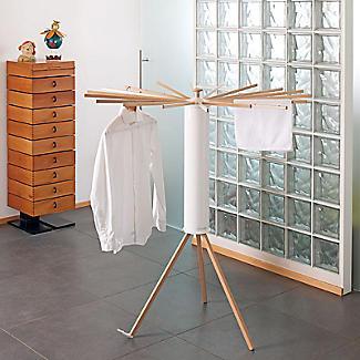 Italian Design Wooden Clothes Airer alt image 6