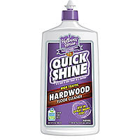 Quick Shine® Hardwood Floor Cleaner