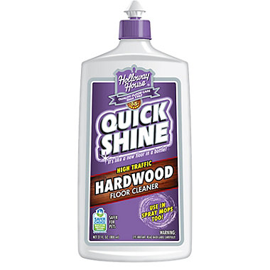 Quick Shine® Hardwood Floor Cleaner
