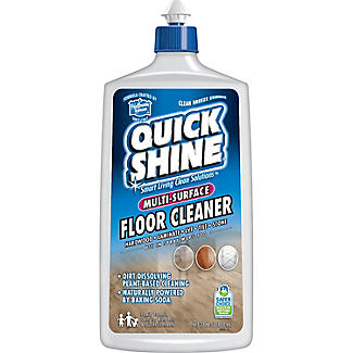 Quick Shine Multi-Surface Floor Cleaner 800ml