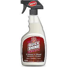 Quick Shine® Cabinet & Wood Spray