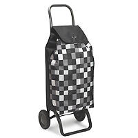 Rolser Deluxe Checkerboard Trolley