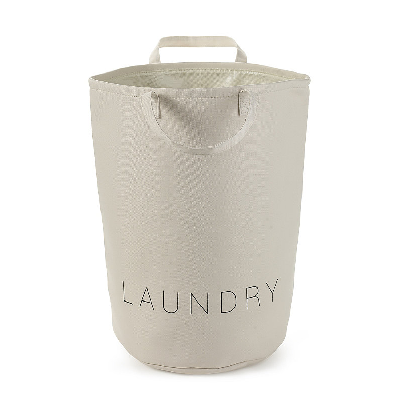 Modern Standing Laundry Tote