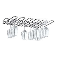 Hahn Pisa 5-Row Wine Glass Holder