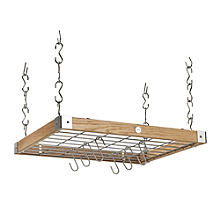Hahn Oak Square Ceiling Rack 45293