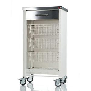Hahn Chelsea Kitchen Trolley, Warm White