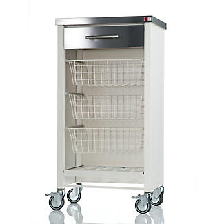 Hahn Chelsea Kitchen Trolley, Warm White
