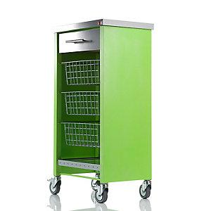 Hahn Chelsea Kitchen Trolley, Green