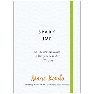 Spark Joy - A Guide To The Japanese Art of Tidying