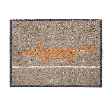 Scion Mr Fox Turtle Mat
