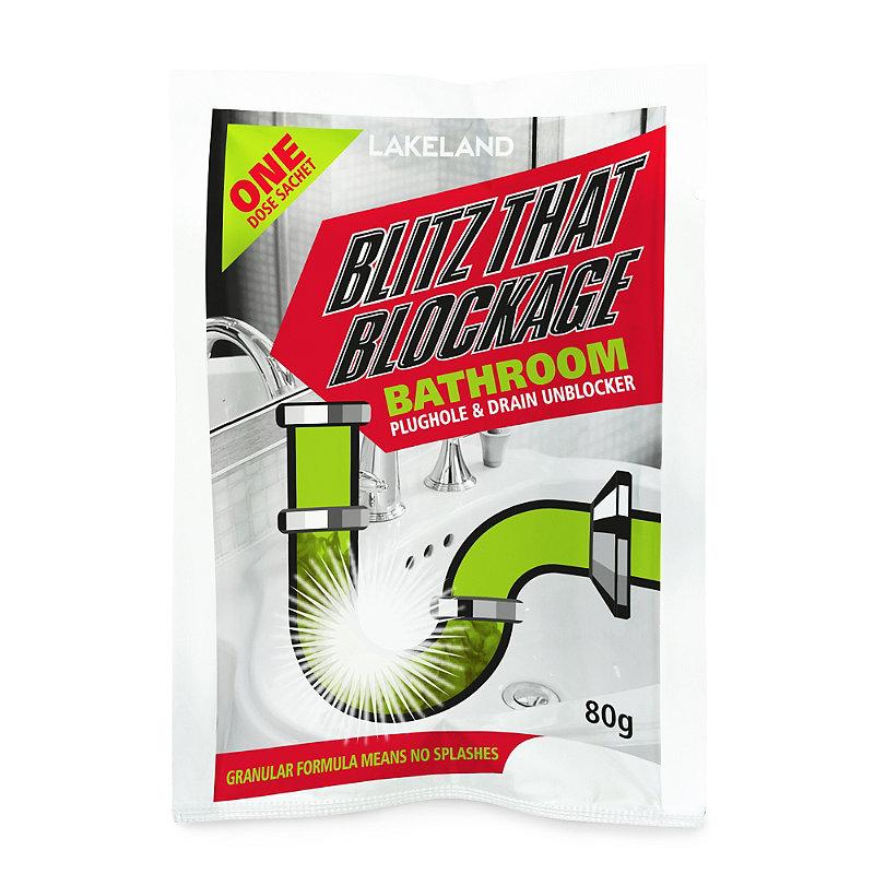 Blitz That Blockage Bathroom One Shot Pack