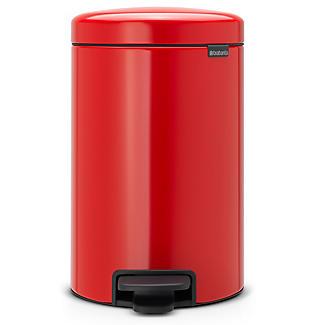 Brabantia® NewIcon Pedal Bin 12L Passion Red