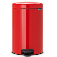 Brabantia® NewIcon Pedal Bin 20L Passion Red