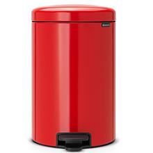 Brabantia® NewIcon Pedal Bin 20L Passion Red