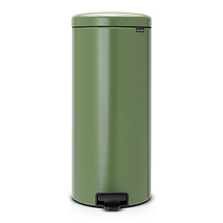 Brabantia® NewIcon Pedal Bin 30L Moss Green