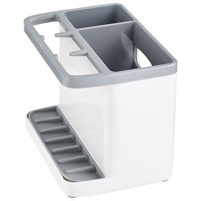 ILO Standard Sink Tidy Bright WhiteGrey