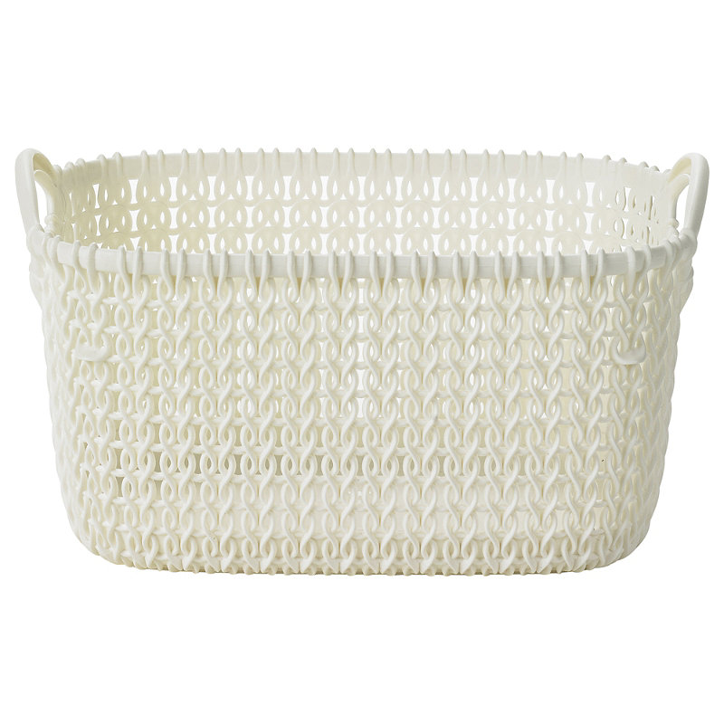 Extra Small Knit Effect Tub Cream