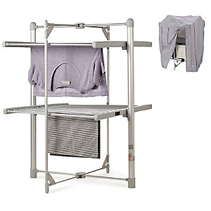 Dry:Soon 2 Tier Heated Airer and Cover Offer Bundle