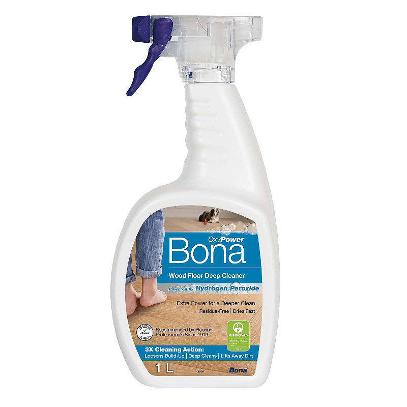 Bona® Wood Floor Deep Clean Spray For The Bona Spray Mop