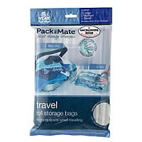 Pack-Mate® 4 Piece Travel Bag Set