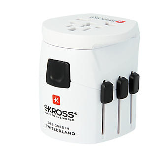 PRO Light World Travel Adapter