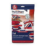 Pack-Mate® 2 XL Flat Vac Union Jack Bags