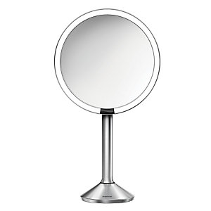 simplehuman® Dual Magnification Sensor Mirror