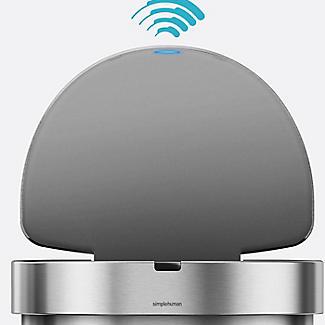 simplehuman® 45 Litre Semi-Round Sensor Bin, Rose Gold alt image 4