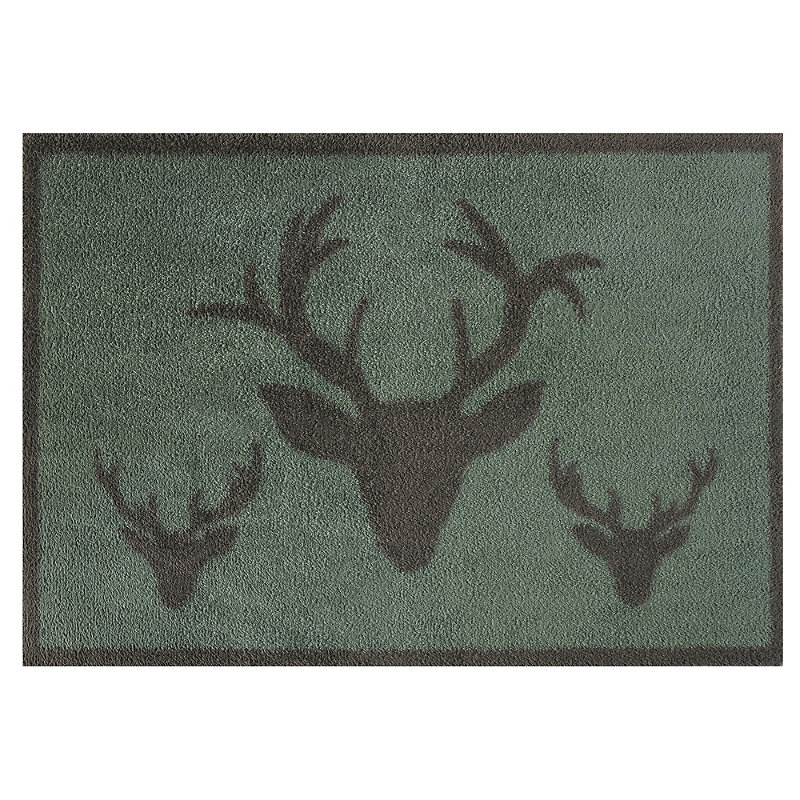 Royal Stag Turtle Mat