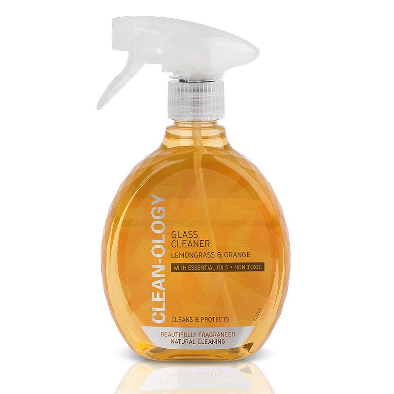 Clean-ology Lemongrass and Orange Glass Cleaner 500ml
