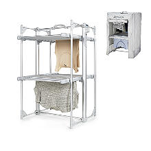 Dry:Soon Mini Deluxe Airer and Cover Bundle