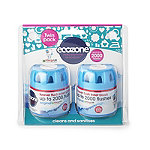 Ecozone Forever Flush 2000 Toilet Cleaner Blocks 2 Pack