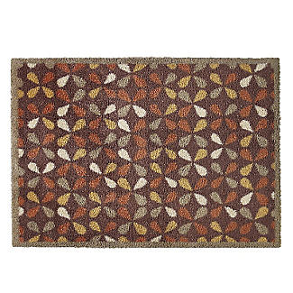 Leaf Tiles Turtle Mat