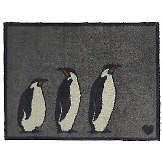 Hug Rug Anti-Slip Indoor Door Mat Penguins 85