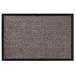 Microfibre Super-Absorbent Indoor Door Mat Granite 58 x 39cm