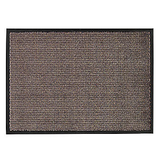 Microfibre Super-Absorbent Indoor Door Mat Granite 78 x