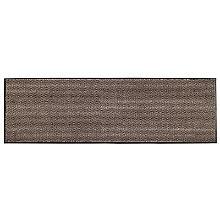 Extrem saugfähige Mikrofaser-Fußmatte in Granitoptik, für Innenbereiche, 180 x 58cm