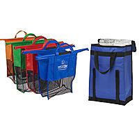 Trolley And Deep Freezer Bag Bundle