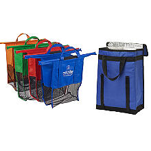 Trolley And Deep Freezer Bag Bundle