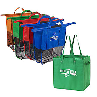 Trolley Bags & Extra Bags Bundle