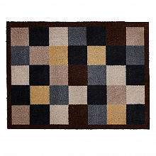 Hug Rug Indoor Door Mat Stone Tiles 80 x 60cm
