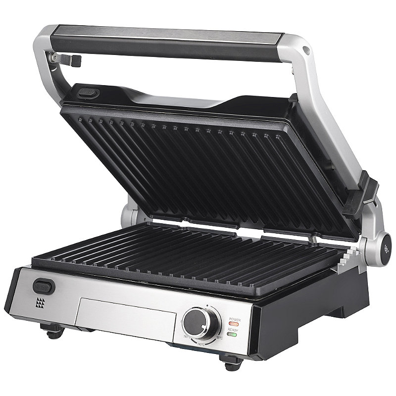 Fold-Out Grill