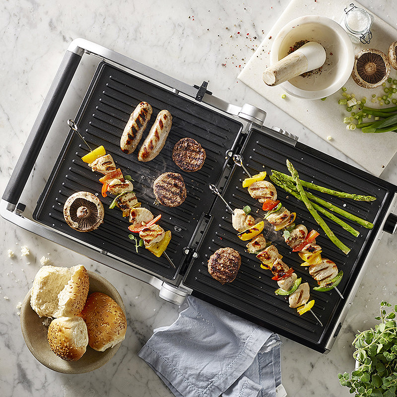 Lakeland Fold-out Grill | Electric Grills | Lakeland