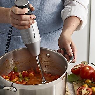 Bamix® Swissline Hand Blender Silver 100.309 alt image 4