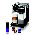 Delonghi Lattissima Touch Paladium Silver Coffee Pod Machine EN550.S