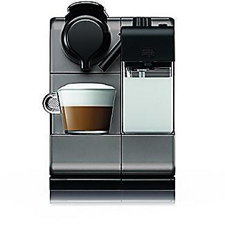 De'longhi Nespresso Lattissima Touch Paladium Silver Coffee Pod Machine EN550.S alt image 5