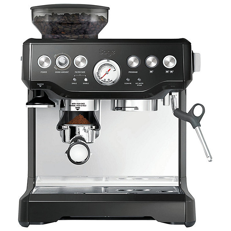 Sage™ The Barista Express™ Black Bean To Cup