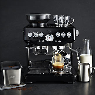 Sage The Barista Express Bean To Cup Coffee Machine Black